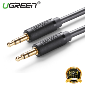 Harga UGREEN 3.5mm to 3.5 mm Stereo Audio Cable (1m) - Intl