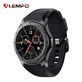 LEMFO LF16 Android 5.1 Bluetooth 4.0 Smart Watch Phone Support Nano SIM Card Wifi GPS Map Pedometer - intl Price Philippines