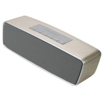 LC Excellent LC-2025 Multi-function Portable Bluetooth Speaker (Gold) Price Philippines