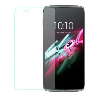 Harga Tempered Glass Clear Screen Protector for Alcatel One Touch Idol 3