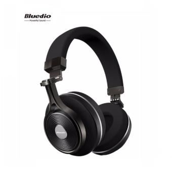 Harga Bluedio T3 Plus Wireless Bluetooth 4.1 Stereo Headphones with Mic/Micro SD Card Slot