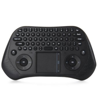 Measy GP800 2.4GHz Wireless Keyboard Air Smart Mouse Tochpad Remote Control for TV Box / Laptop / Tablet PC Price Philippines