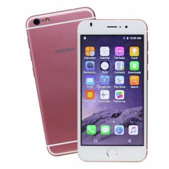 Phonix Mobile Xtreme 8GB IPS 5.5HD (Pink) Price Philippines