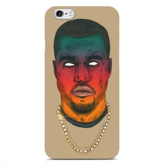 Harga PlanetCases Kanye Hard Case for iPhone 6/6s