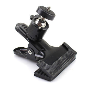 1pcs Super Clamp with 1/4 Screw Mini Ball Head Tripod for Flash Light Stand Price Philippines
