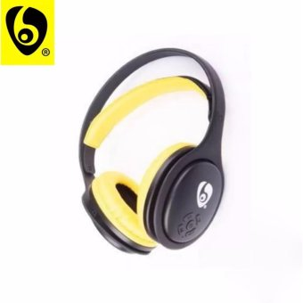 OVLENG MX555 Bluetooth Wireless Stereo Headset (Yellow) Price Philippines