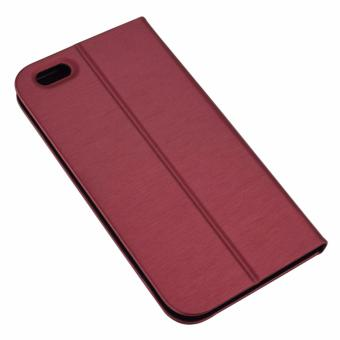 Leather Cover for iPhone 6 Plus/6S Plus (Plum Purple) Buy 1 Take 1 Price Philippines