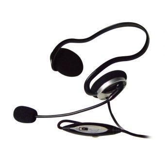 A4TECH HS-5P Over-The-Ear Headphones (Black) Price Philippines