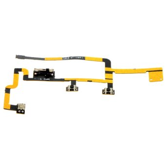 Power Button Flex Cable Repair fa for iPad 2 2nd Gen CDMA- - intl Price Philippines