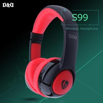 Ovleng S99 Wireless Headphone (Red) Price Philippines