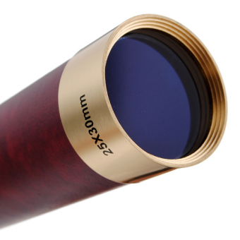 25 x 30mm Nautical Brass Telescope Monocular Spyglass Maritime Outdoor Camping Price Philippines