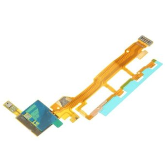 Power Volume Button w/ Mic Flex Cable For Sony Xperia Z L36h L36i C6603 C6602 - intl Price Philippines