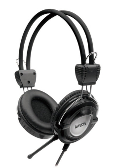 A4Tech HS-19 ComfortFit Stereo Headset (Grey) Price Philippines