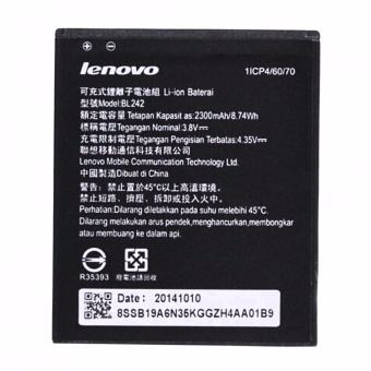 LENOVO A6000 BL242 2300mAh BATTERY FOR Lenovo A6000 (Original / Authentic) Price Philippines