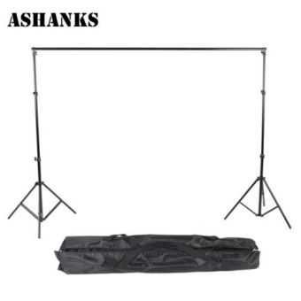 2.6MX3M Backdrops Background Support Stands for Photo Video Studio +Carry Bag Price Philippines