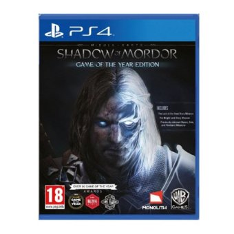 Warner Middle Earth: Shadow of Mordor - Game of the Year Edition for PS4 Price Philippines