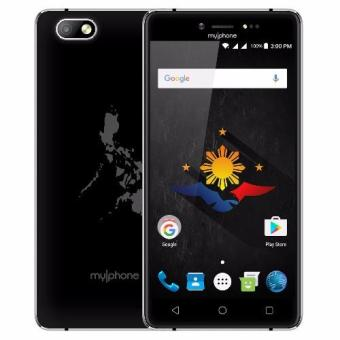 Myphone MY88 DTV Black Price Philippines