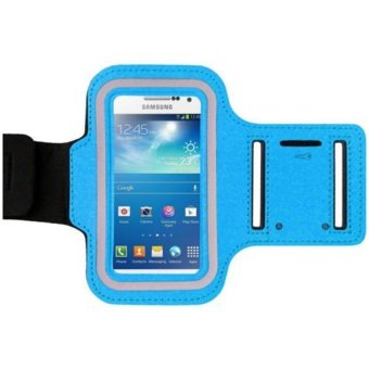 Arm Band for Samsung Galaxy S3/S4/S5 (Light blue) Price Philippines