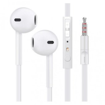 Bavin 19-2 Extra Bass Universal In-Ear Headphones (White) Price Philippines