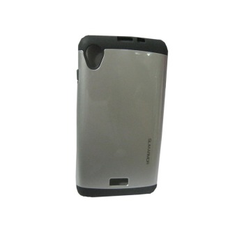 Harga Slim Armor Case for Cherry Mobile Touch HD (Grey)