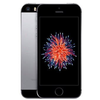 Harga Apple iPhone SE 128GB LTE (Space Grey) - intl