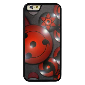 Phone case for iPhone 6Plus/6sPlus The Sharingan Eyes cover for Apple iPhone 6 Plus / 6s Plus - intl Price Philippines