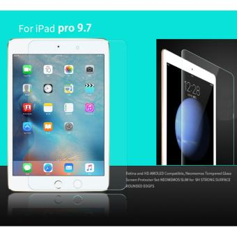 Harga Apple Tempered Glass Screen Protector for Ipad pro 9.7inchs HD 9H (Clear)