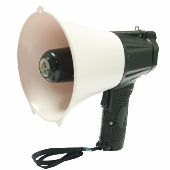 Harga Syber General Megaphone With Siren NS-MLA/BLK (Black)