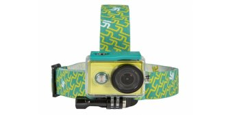 Yi Head Mount for Action Camera (Green) Price Philippines