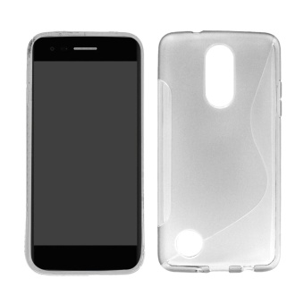 Smartphone Back Case Wear-resistant Shock-proof Protection Mobile Cellphone Cover Shell for LG K8 K8V 2017 Version VS501 LV3 X300 Aristo M210 Model Clear - intl Price Philippines