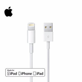 Harga Orignal Apple Lightning Cable (White)