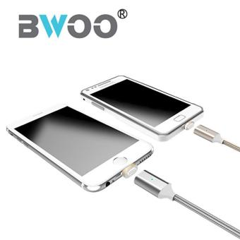 Harga BWOO 1M Magnetic Lightning Data Cable for iphone and ipad