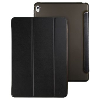 PU Leather Magnetic Ultra thin Smart Cover for Apple iPad PRO 9.7 inch (Black) Price Philippines