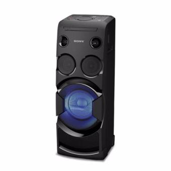 Harga  Sony MHC-V44D Home Audio System 720W Speaker with Bluetooth, USB, CD, MICROPHONE, Audio out, all in one Black