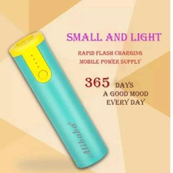 Original Alibaba 3000 mAh Power Bank Ali-333 (GREEN) Price Philippines