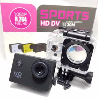 sport action camera 1080p waterproof camera 12mp 2inch LCD screen Price Philippines