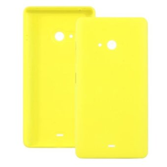 Harga IPartsBuy For Microsoft Lumia 540 Back Cover(Yellow)