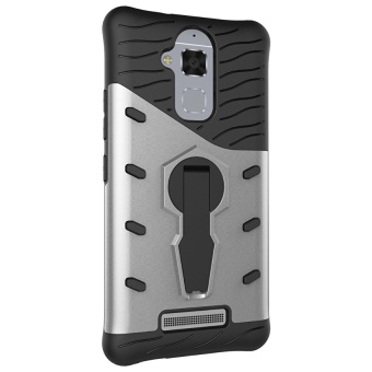 Shockproof phonecase Back Holder Phonecover Nice cases For ASUS Zenfone 3 Max ZC520TL (5.2) - intl Price Philippines