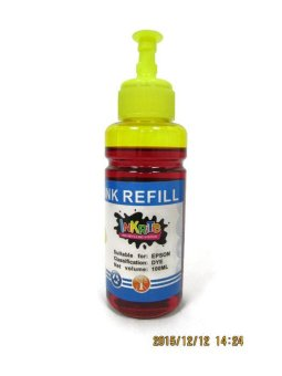 Inkrite Dye Ink for Epson Inkjet Printers 100 ml (Yellow) Price Philippines