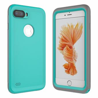 Mobilehub Waterproof Shockproof Case for Apple iPhone 7 Plus (Teal) Price Philippines