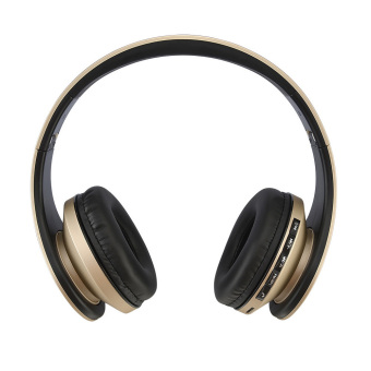 Andoer LH-811 Wireless Bluetooth Noise Cancelling Headset (Gold) Price Philippines