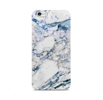 Harga PlanetCases White Marble Hard Case for iPhone 6/6S Plus
