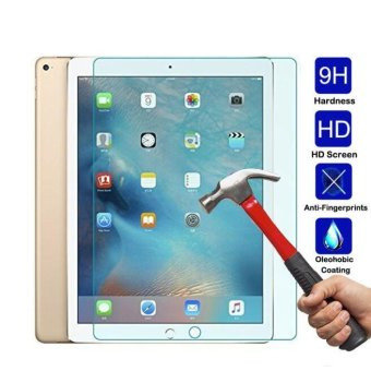 Harga Tempered Glass Screen Protector for Apple iPad Pro 10.5 inch (Transparent) - intl