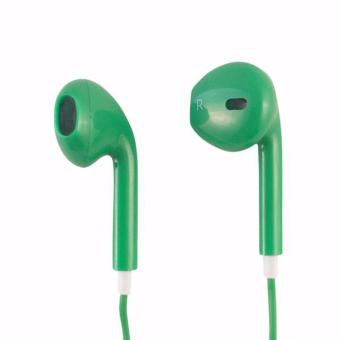Extra Bass 3.5mm In-ear Earphone Headphone (Green) Price Philippines