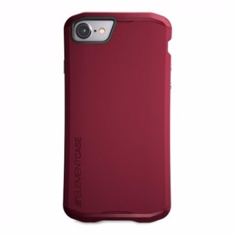 Harga Element Case Aura for iPhone 7 (Deep Red)