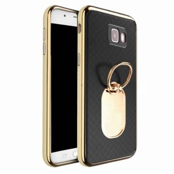 Harga Neo Hybrid Armor Case with i-Ring Stand for Samsung Galaxy A7 2017 (Gold)