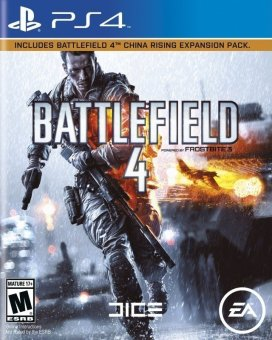 GG Electronic Arts Battlefield 4 for PS4 Price Philippines