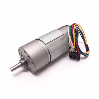 DC Gear Motor with Encoder 12V 212RPM – SGM37-555E Price Philippines