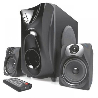 Creative E2400 Multi-Purpose 2.1 Home Entertainment System (Black) Price Philippines