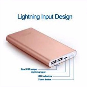 ZMB 12000 mAh Slim Power Bank (POKEMON design) Price Philippines